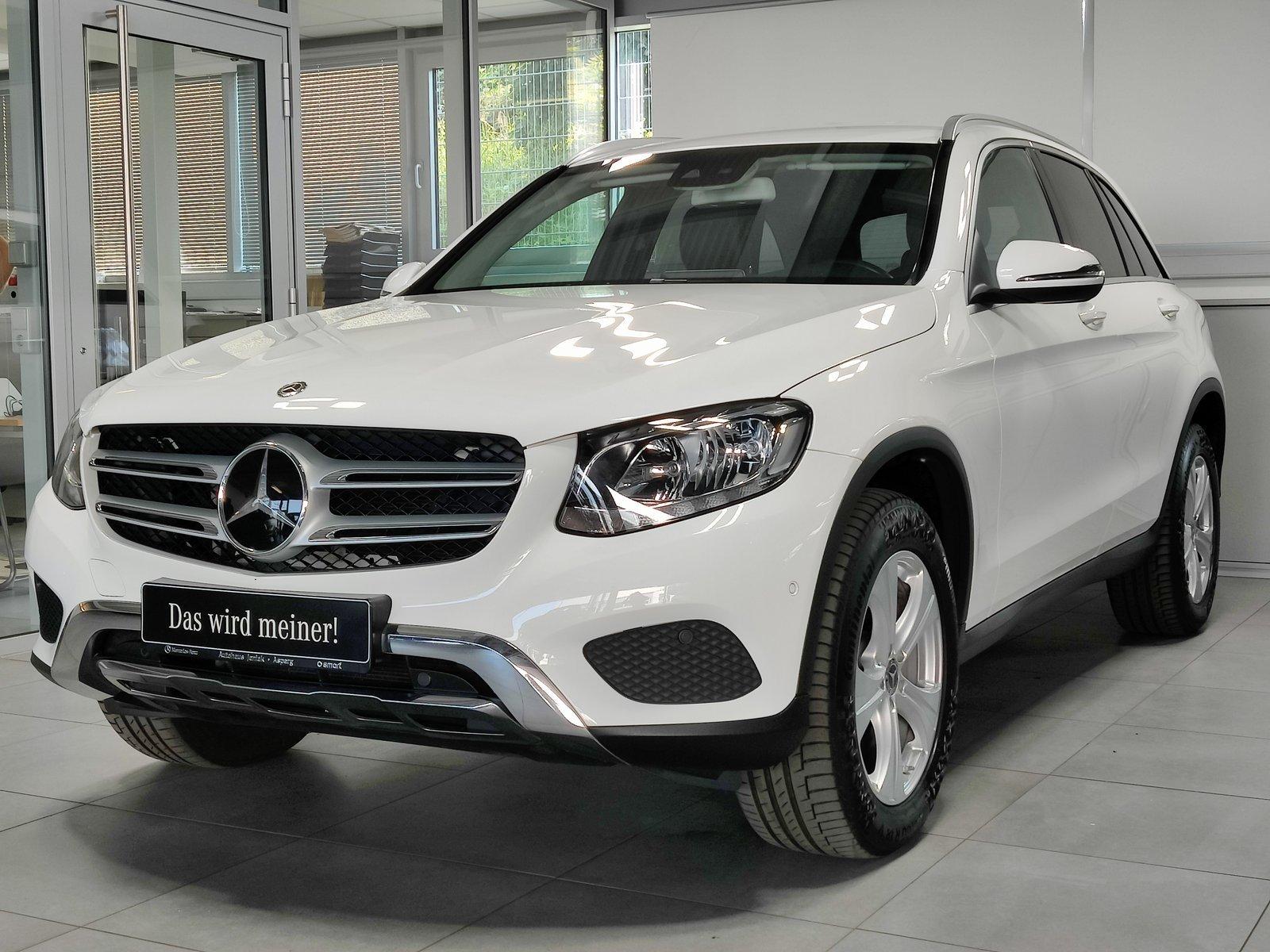 Mercedes-Benz GLC 220d 4M OFF-ROAD|AHK|Distronic+|Comand|PDC, Jahr 2017, Diesel