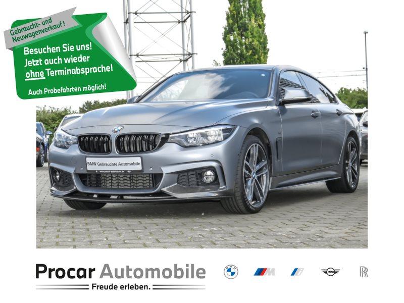 BMW 440i xDrive Gran Coupe M Sport Head-Up H/K MPPSK, Jahr 2018, Benzin