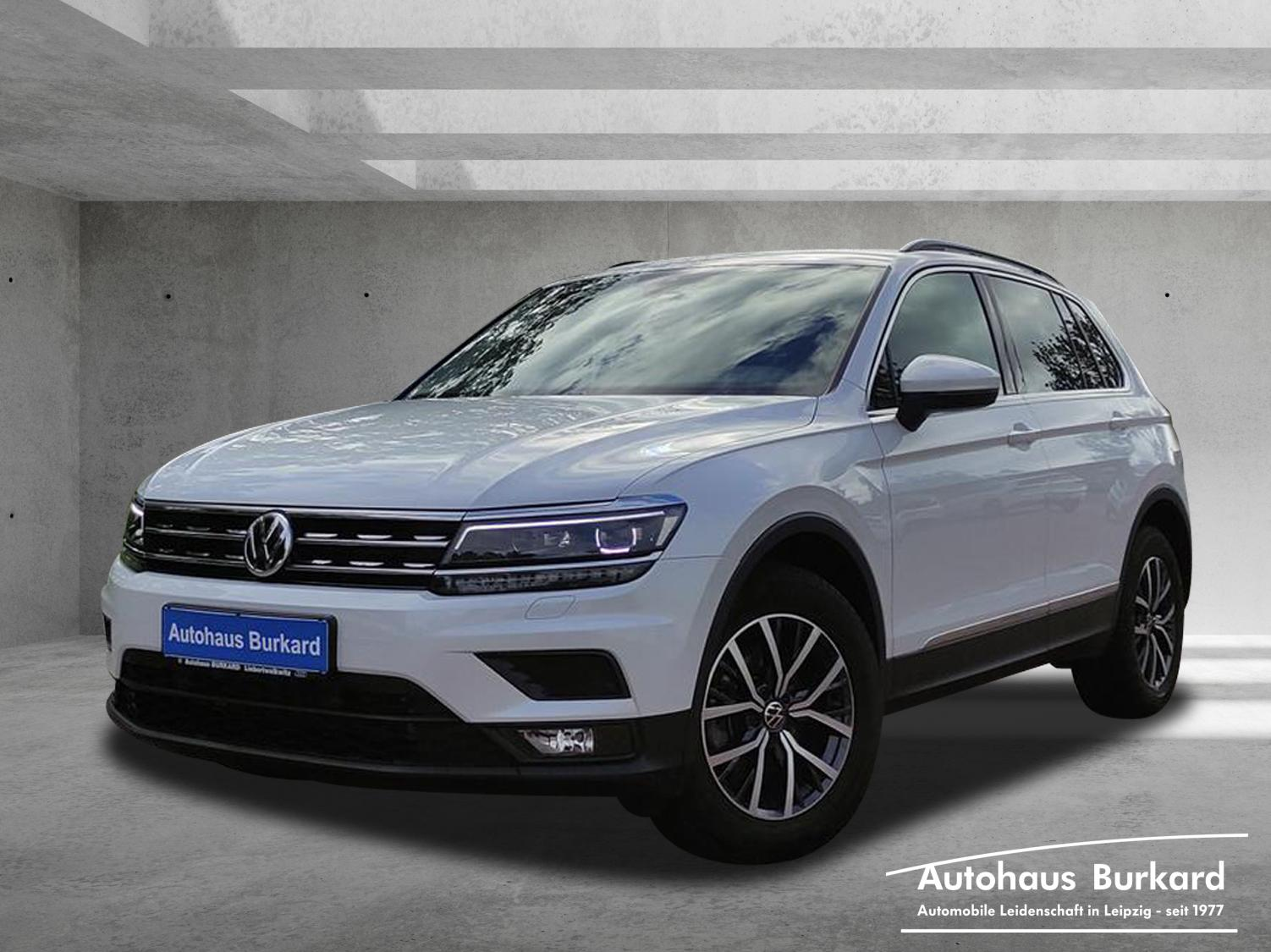 Volkswagen Tiguan 2.0 TDI Comfortline+PDC+Standheizung, Jahr 2020, Diesel