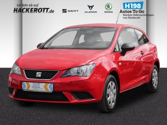Seat Ibiza SC Reference Salsa 1.2 TDI Multif.Lenkrad CD AUX MP3 DPF Seitenairb. Radio, Jahr 2014, diesel