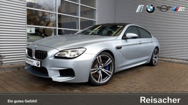 """BMW M6 GC LM20"""",SurrV,adLED,B&O,HUD,RFK,SHFond, Jahr 2015, petrol"""