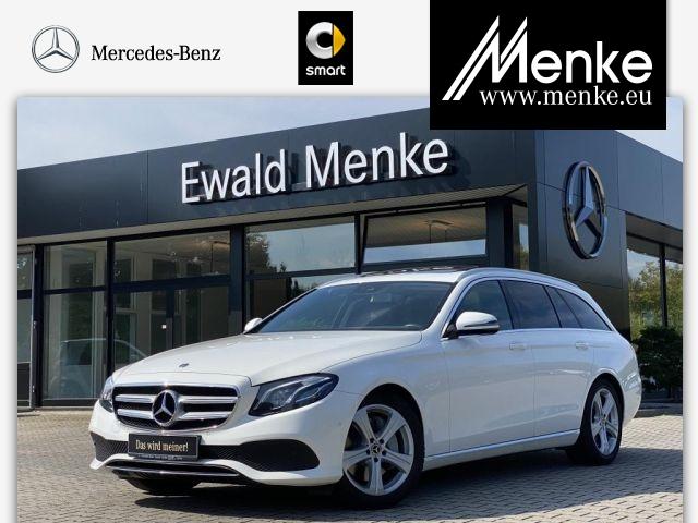 Mercedes-Benz E 350 d T-Mod Avantgarde Widescreen,Coma,Multibe, Jahr 2017, Diesel