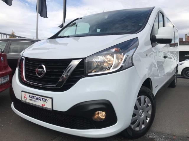 Nissan NV300 L2H1 1.6 dCi 125 Comfort 9-Sitzer AHK Sitz, Jahr 2018, Diesel