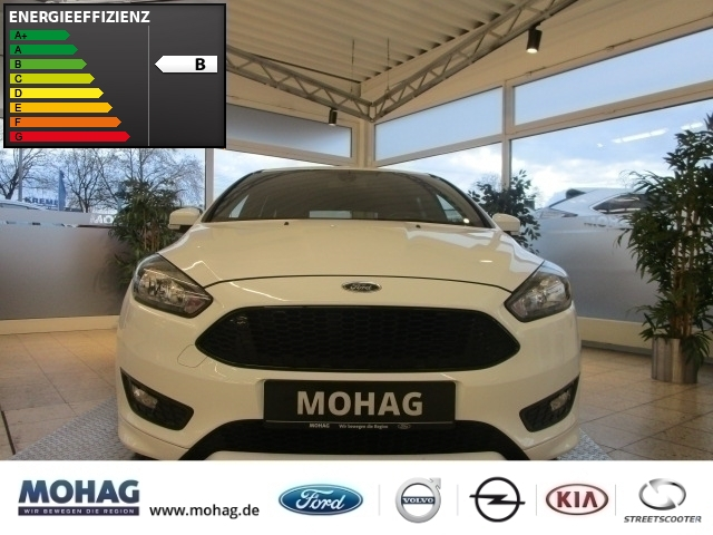Ford Focus Turnier ST-Line 1.5 EcoBoost *Klima-SHZ* - Euro 6 -, Jahr 2016, Benzin