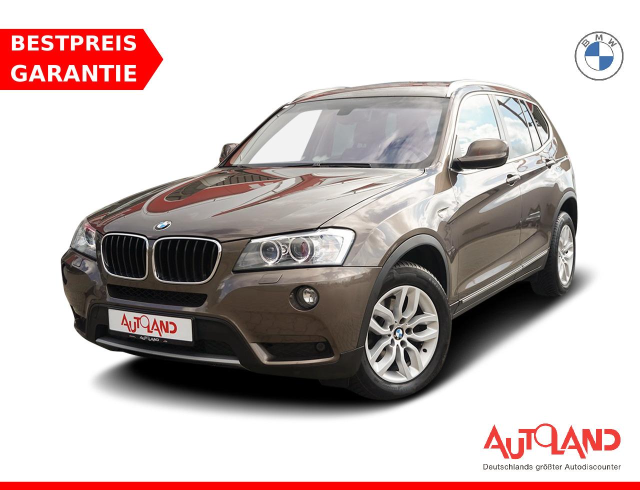 BMW X3, Jahr 2013, Diesel