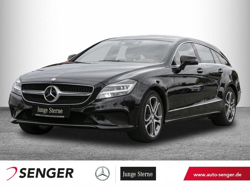 Mercedes-Benz CLS 350 BT 4M SB *Sport-Paket*AHK*Distronic*LED*, Jahr 2015, Diesel