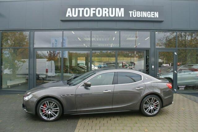 Maserati Ghibli 3.0 V6 Automatik*RKAMERA*NAVI*MEMORY*BI-X, Jahr 2017, Benzin