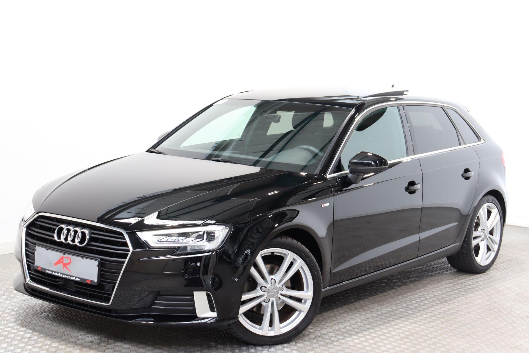 Audi A3 SB 2.0 TDI S LINE ACC,PARKASSIST,PANORAMA,LED, Jahr 2017, Diesel