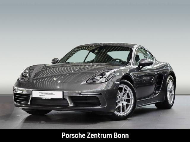 Porsche Cayman 718 ''PDK Navigation Sitzheizung'', Jahr 2017, Benzin