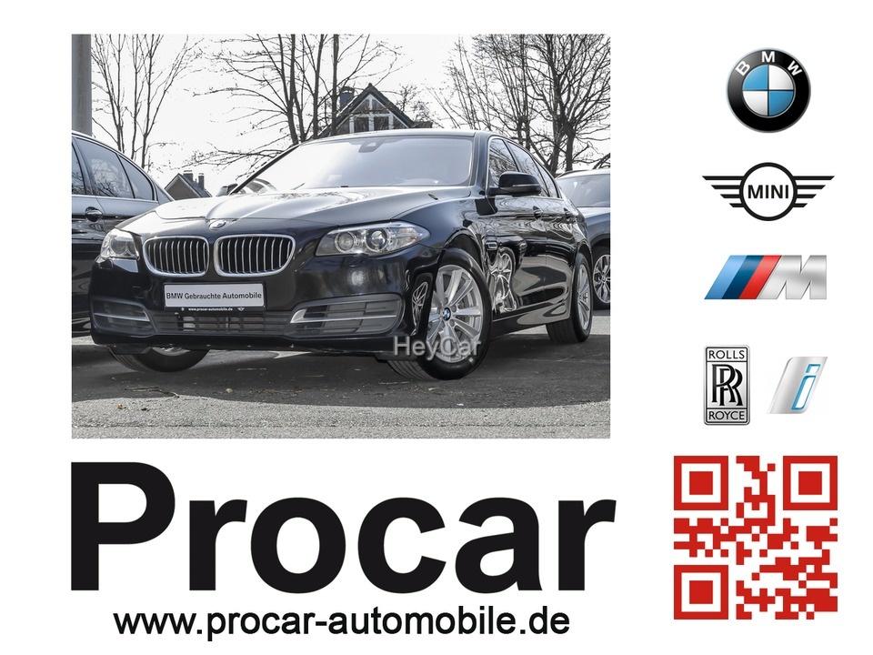 BMW 520d Navi Prof. Klimaaut. Sportsitze PDC HIFI, Jahr 2016, Diesel