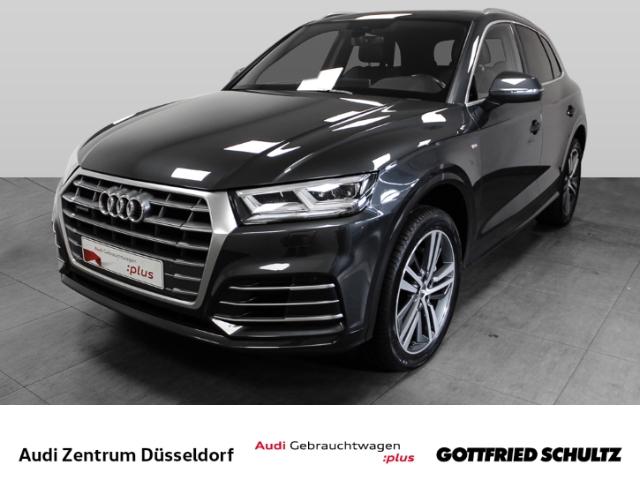 Audi Q5 2.0 TDI quattro Sport, Jahr 2017, Diesel