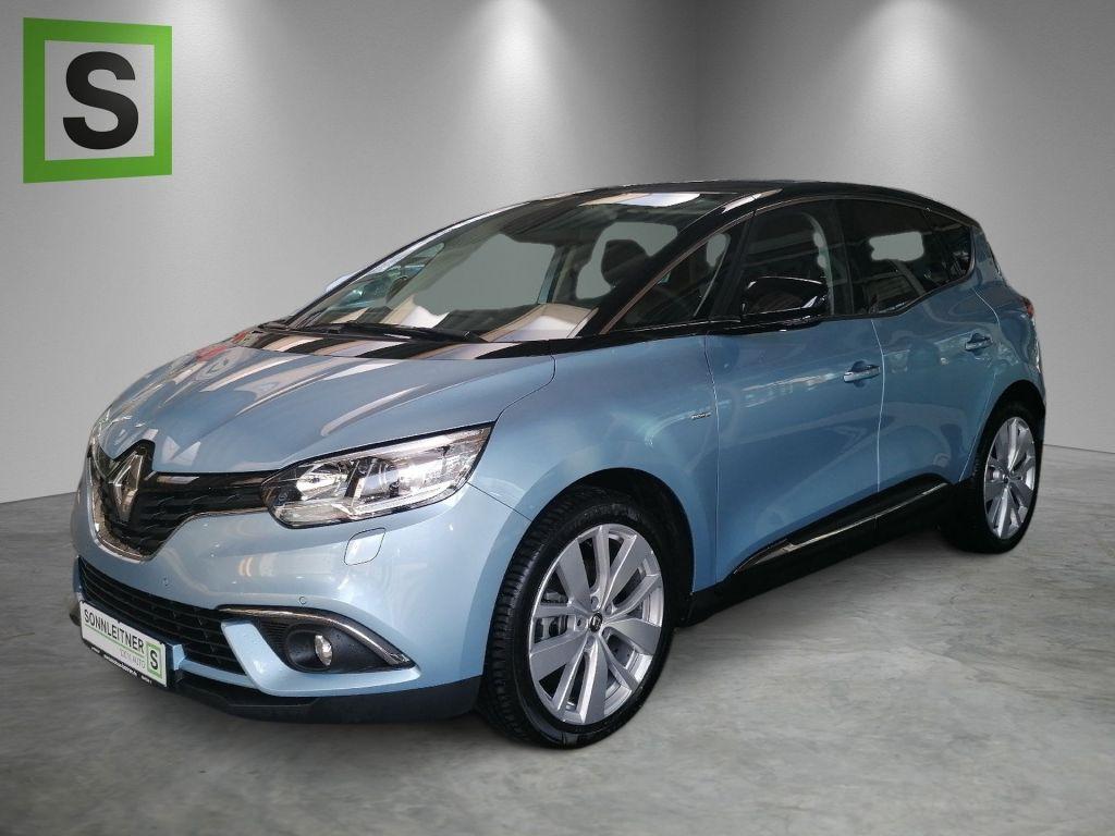 Renault Scenic BLUE dCi 120 EDC LIMITED, Jahr 2019, Diesel