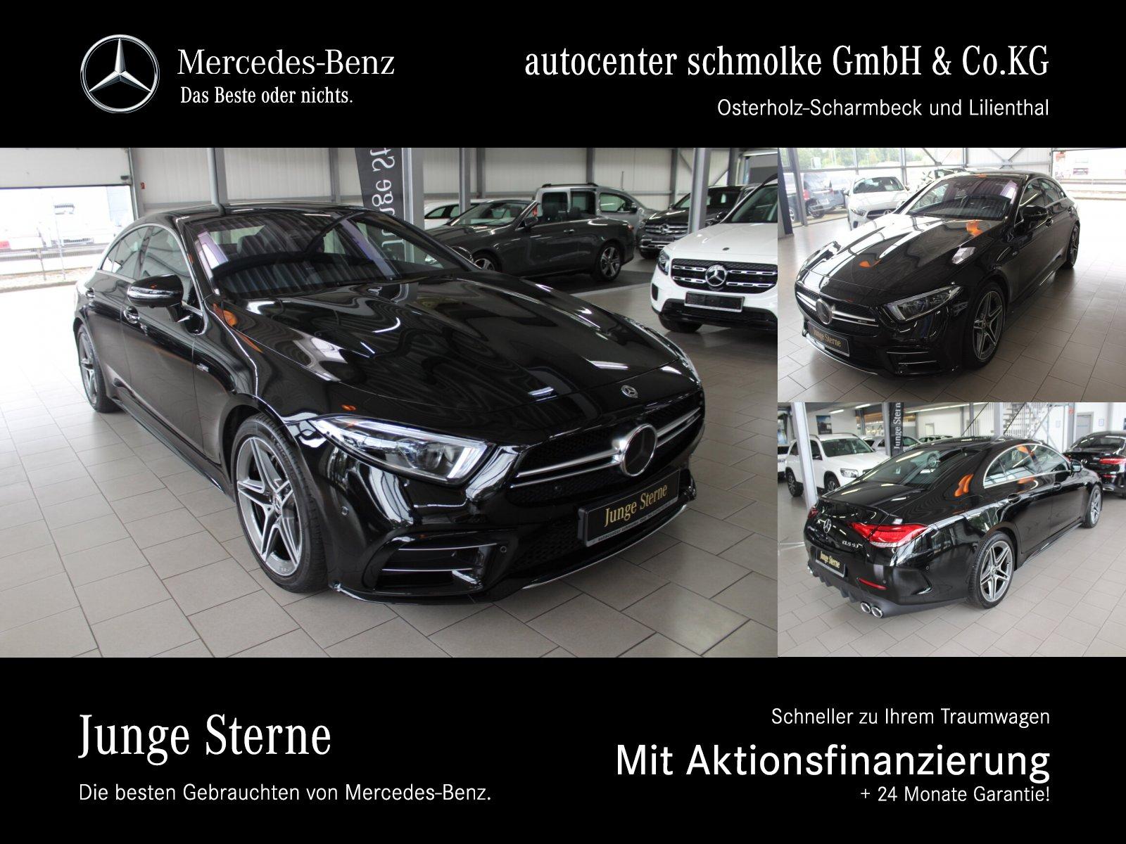 Mercedes-Benz CLS 53 AMG 4-M+*MEMORY*HEAD-UP*STANDHEIZUNG*SHD, Jahr 2020, Benzin