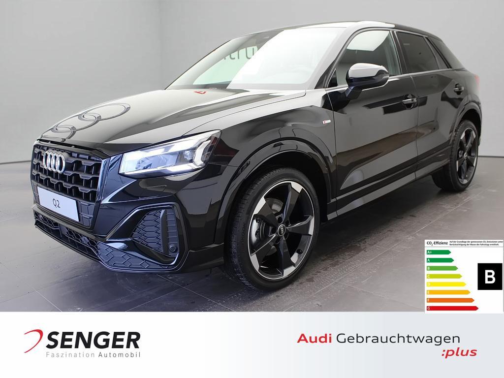 Audi Q2 S line 35 TFSI Navi Optik-Paket Matrix LED, Jahr 2021, Benzin
