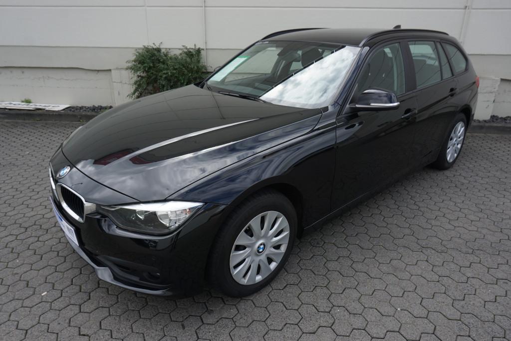 BMW 318 i Touring NAVI PDC STARTSTOP SHZ EURO6, Jahr 2017, Benzin