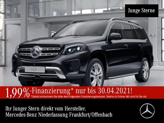 Mercedes-Benz GLS 400 4M Exkl-Paket 360° Airmat Stdhzg Pano 9G, Jahr 2018, Benzin