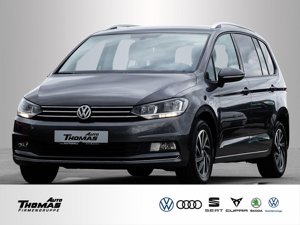 "Volkswagen Touran ""SOUND"" 1.4 TSI DSG NAVI+PDC+SHZ+ACC, Jahr 2017, petrol"