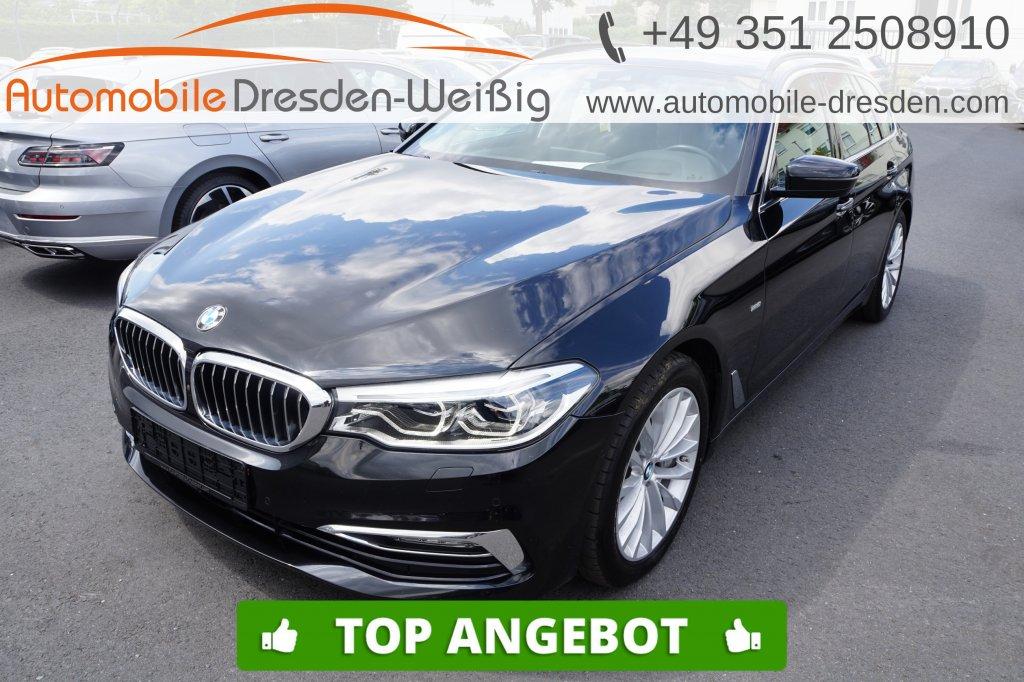 BMW 540 i xDrive Luxury Line*Navi Prof*HeadUp*HiFi*, Jahr 2017, Benzin