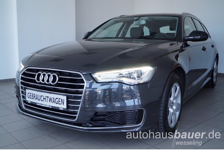 Audi A6 Avant 2.0 TDI S-tronic *MMI Navi, Business-Paket, 2-Zonen-Klimaautomtik, ..., Jahr 2015, Diesel