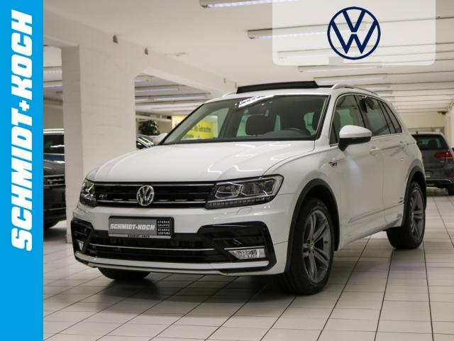 Volkswagen Tiguan 2.0 TSI BMT Highline R-LINE eSD, DSG, Navi, Jahr 2017, Benzin