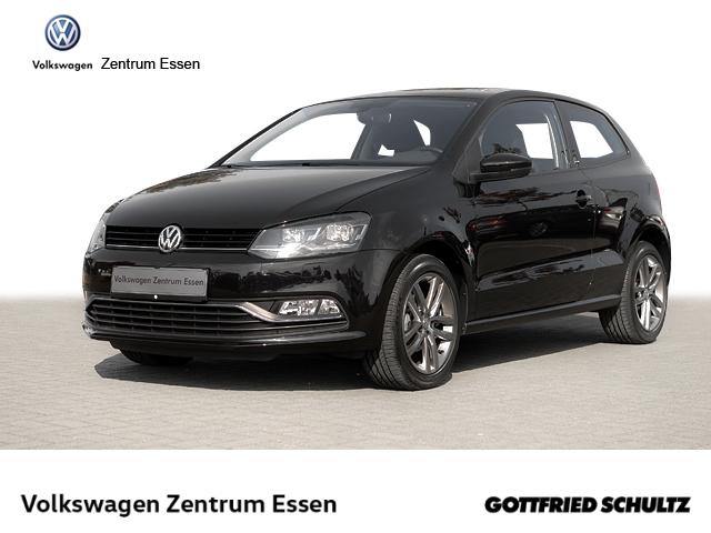 Volkswagen Polo Allstar 1.2 TSI LED Kamera SHZ, Jahr 2016, Benzin