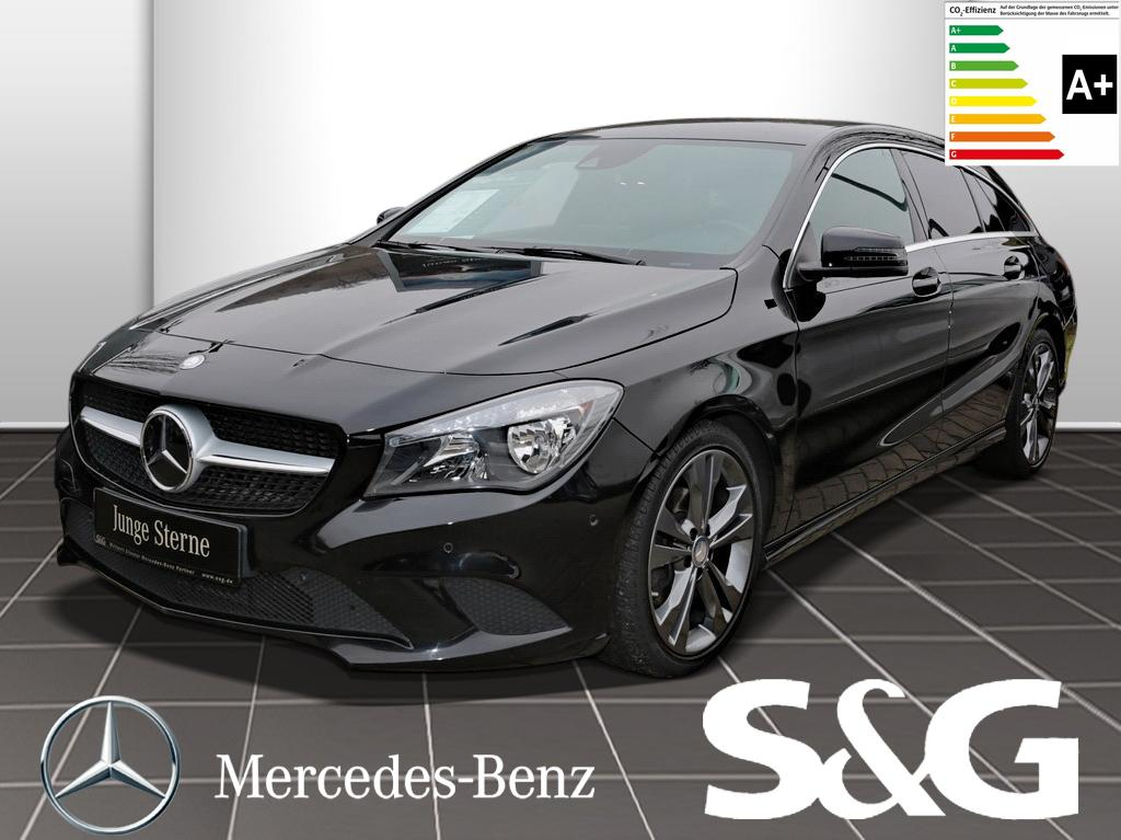 Mercedes-Benz CLA 220 Shooting Brake d URBAN R.Kam/Distronic/, Jahr 2015, Diesel