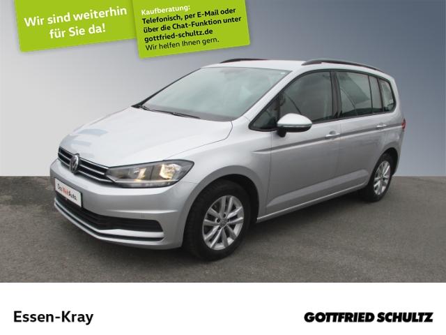 Volkswagen Touran 7-Sitz Comfortline 1.5 TSI AHK NAVI 7-Sitzer PDC SHZ, Jahr 2019, Benzin