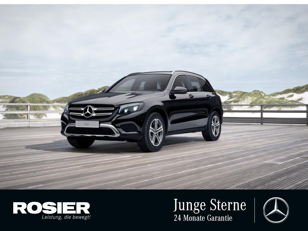 Mercedes-Benz GLC 220 d 4M, Jahr 2017, Diesel