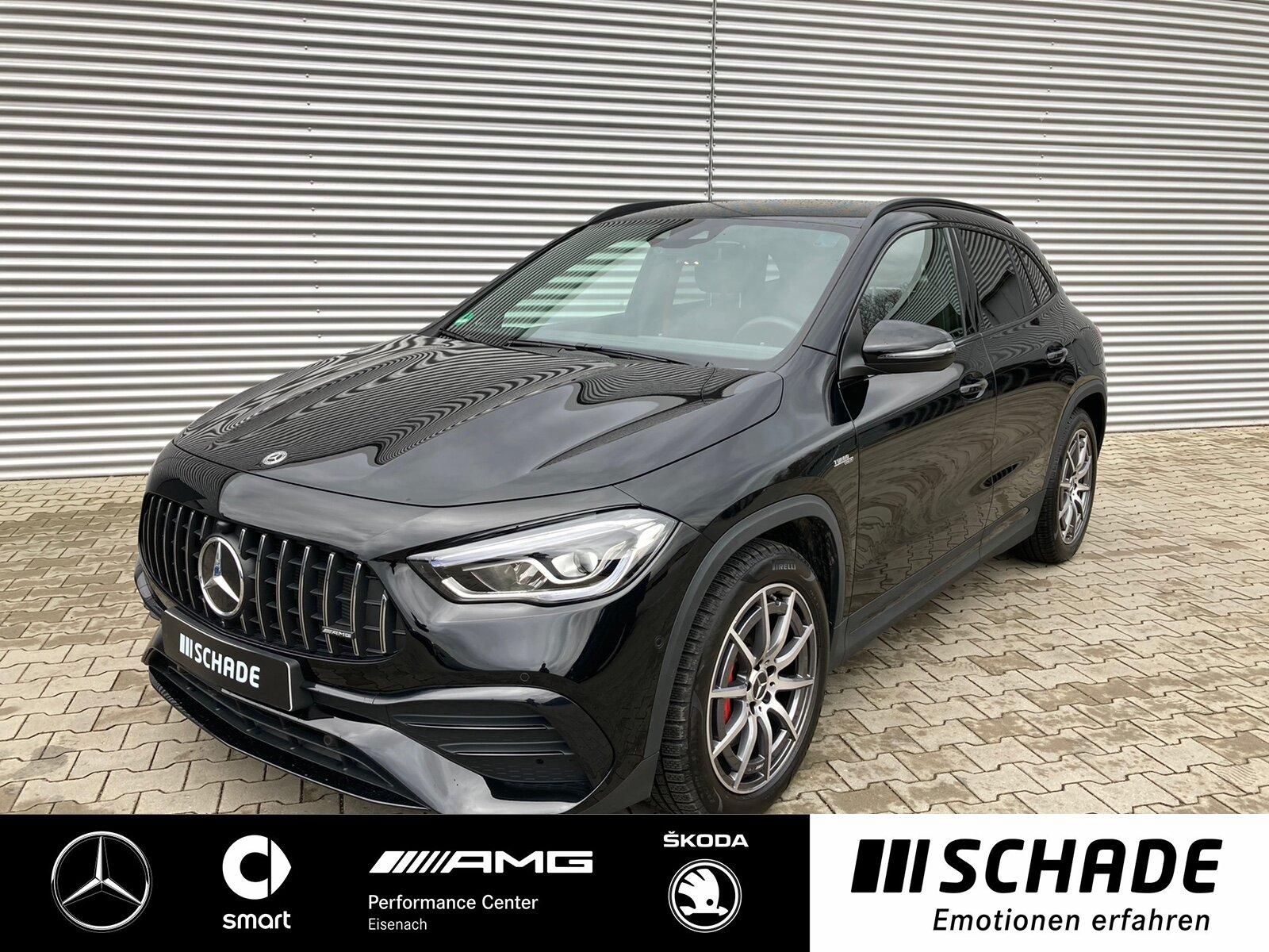 Mercedes-Benz GLA 35 AMG 4Matic AHK*Soundsy.*Kamera*el.Heckkl., Jahr 2020, Benzin