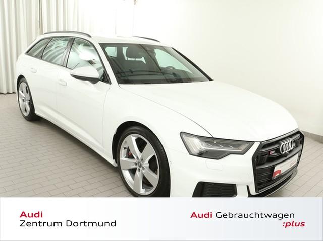 Audi S6 Avant 3.0 TDI qu. Matrix/Black/ACC/AHK/360°, Jahr 2019, Diesel