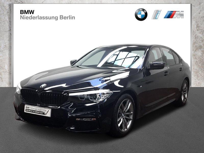 BMW 520i Lim. EU6 Aut. M Sport LED NaviProf. Head-Up, Jahr 2017, Benzin