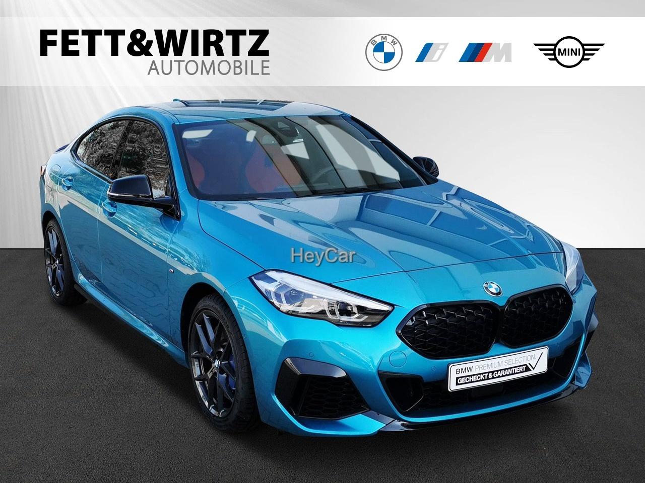 BMW M235 i xDrive Gran Coupe x GranCoupe HUD Leas ab 540,- br.o.Anz., Jahr 2020, Benzin