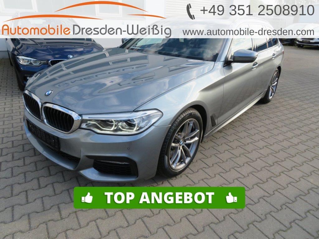 BMW 525 d Touring M Sport*Navi*ACC*Pano*Leder*HeadUp, Jahr 2018, Diesel