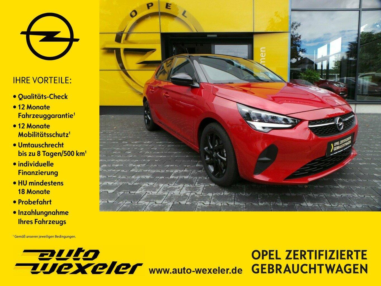 Opel Corsa F Edition 1.2 AT,Sitzheiz.,WKR,PDC, Jahr 2020, Benzin