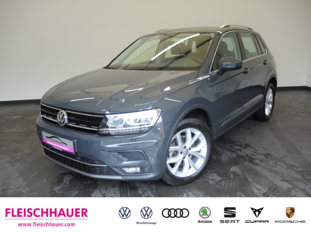 Volkswagen Tiguan Highline 1.5 TSI BMT EU6d-T DSG DAB+, Jahr 2020, Benzin