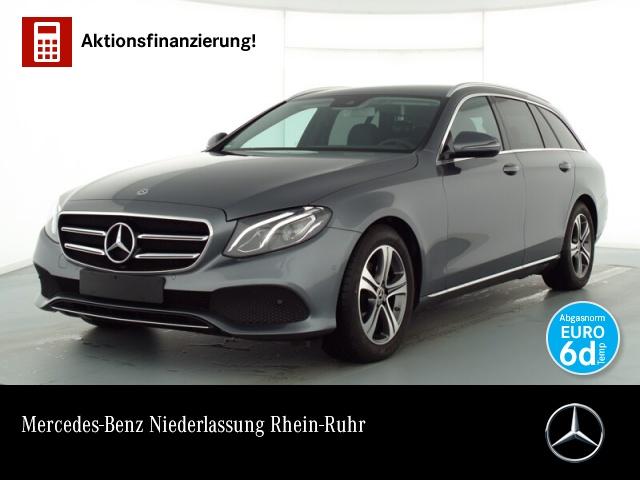 Mercedes-Benz E 200 d T Avantgarde Stdhzg COMAND LED AHK Kamera, Jahr 2019, Diesel