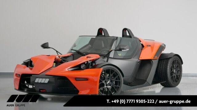 KTM X-Bow GT Roadster AUER Bodensee, Jahr 2017, Benzin