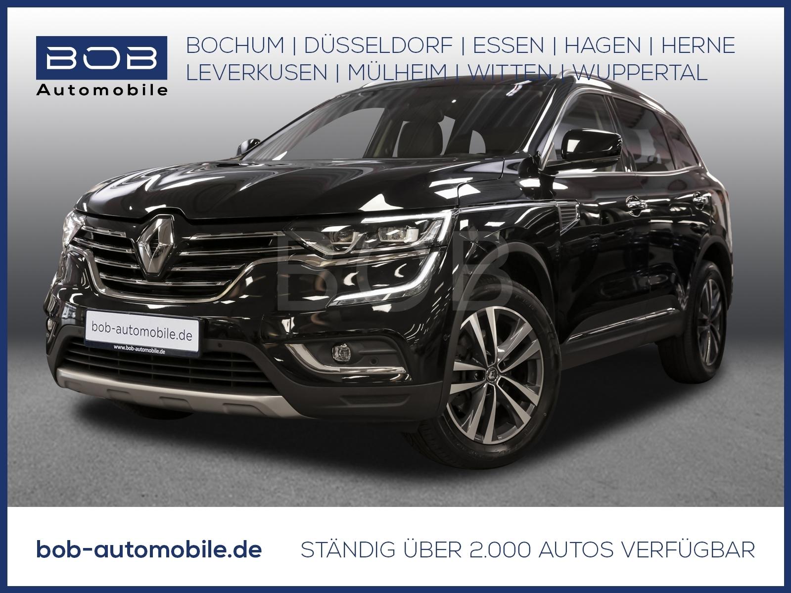 Renault Koleos Intens NAVI SHZ PDC KLIMA BT USB, Jahr 2017, Diesel
