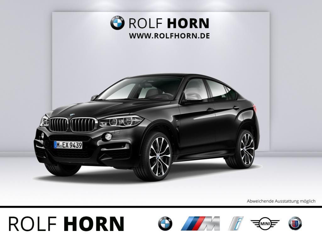 BMW X6 M50d M Sportpaket Navi HeadUp AHK LED 21'' RFK, Jahr 2019, Diesel