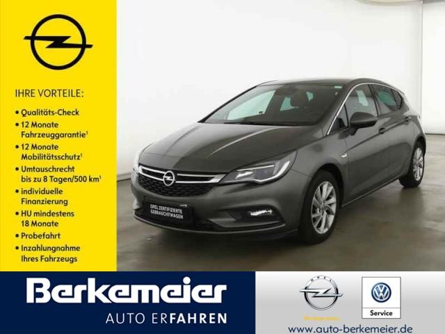 Opel Astra Innovation 1.4 Klimaautom/Sitzheiz/Navi/Parkpilot, Jahr 2019, Benzin