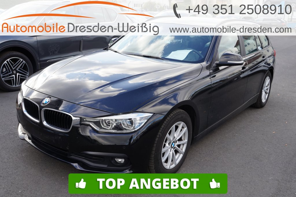 BMW 320 d Touring Efficient Dynamics Advantage*Navi*, Jahr 2018, Diesel
