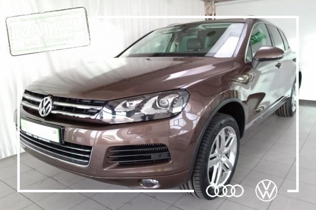 Volkswagen Touareg 3.0 V6 TDI 4MOTION Bluetooth Navi Klima, Jahr 2014, Diesel