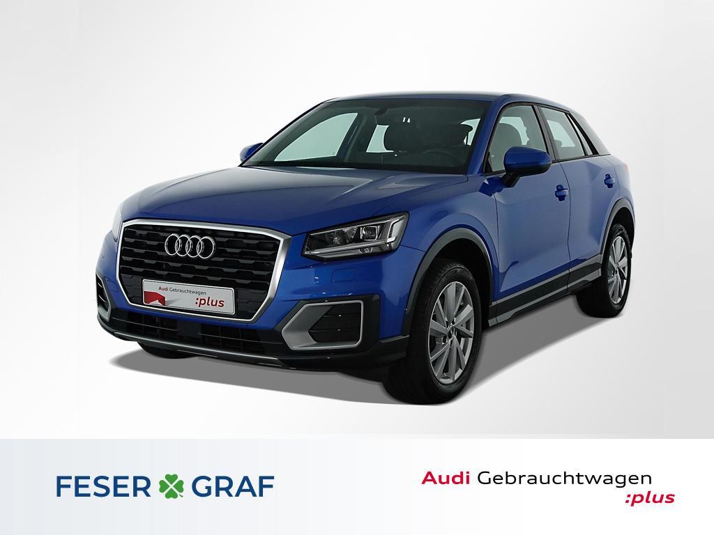 Audi Q2 design 35 TFSI S tronic Navi,LED,AHK,PDC, Jahr 2019, Benzin