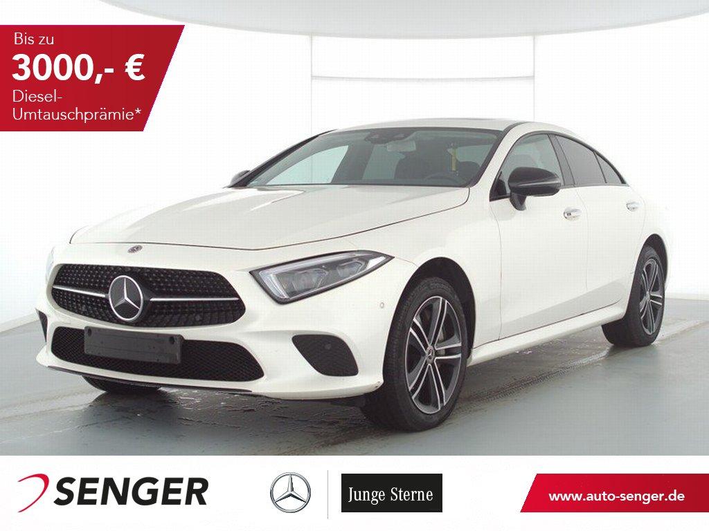 Mercedes-Benz CLS 450 4M Night Multibeam TV Widescreen Standhz, Jahr 2019, Benzin