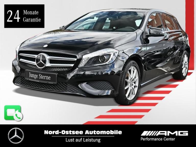 Mercedes-Benz A 200 BE Urban Navivorr. BiXenon Kamera Klima, Jahr 2013, Benzin