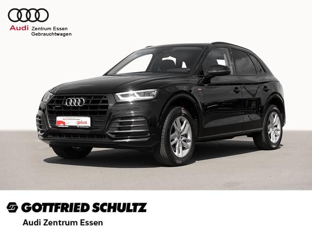 Audi Q5 sport 2.0 TDI quattro S tronic LED NAV PLUS RÜFAHR SHZ PDC VO HI FSE MUFU, Jahr 2019, Diesel