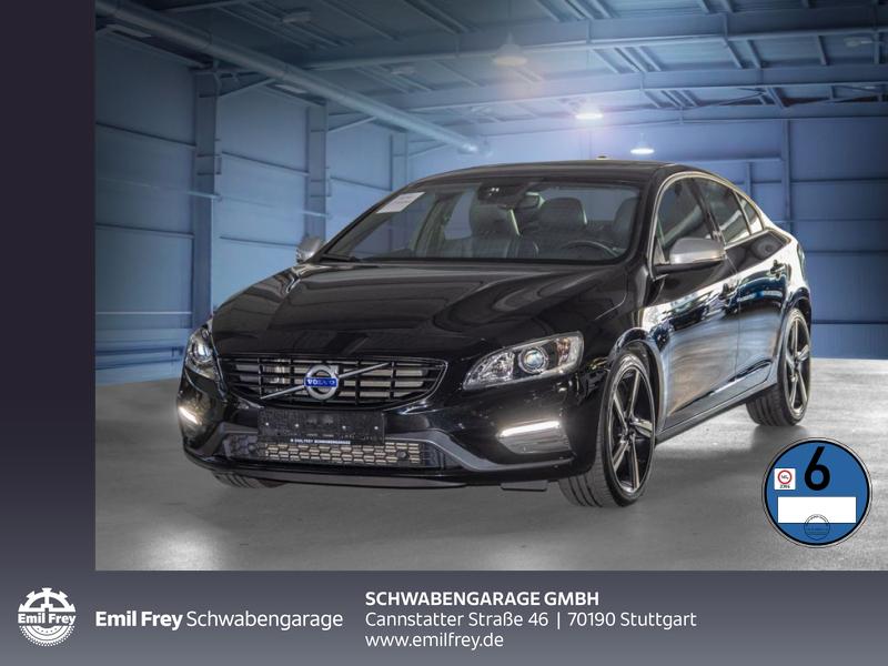 Volvo S60 D4 Geartronic Navi Glas-SD Xenon Leder, Jahr 2016, Diesel