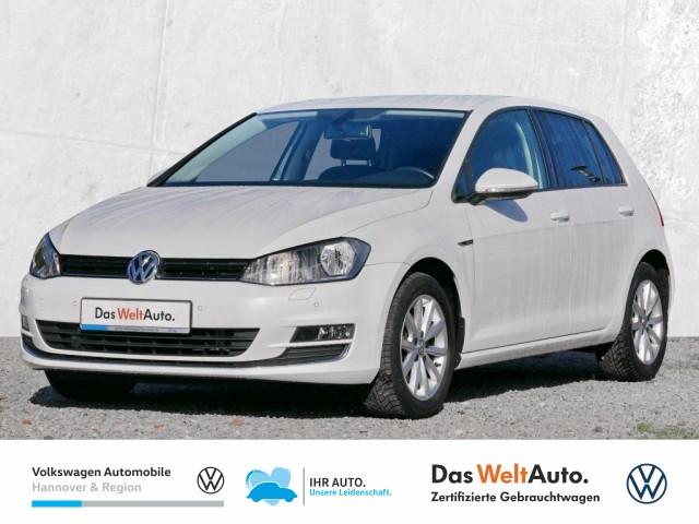 Volkswagen Golf VII 2.0 TDI DPF Lounge Navi AHK GRA Klima PDC Sitzhzg, Jahr 2015, Diesel