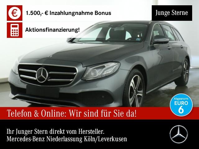 Mercedes-Benz E 220 d T Fahrass.COM.Multi.SpiegelP.Kamera, Jahr 2019, Diesel