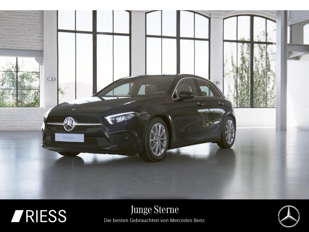 Mercedes-Benz A 220 Progressive Navi LED MBUX Tempomat 17'', Jahr 2019, Benzin